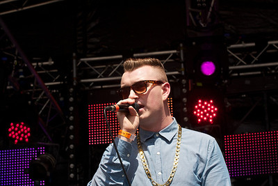 Sam Smith @ Blissfields 2013