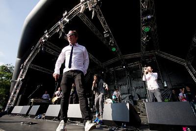 Dub Pistols @ Blissfields 2013