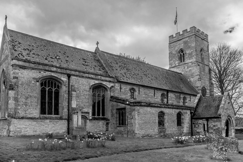John the Baptist, Blisworth, Northamptonshire