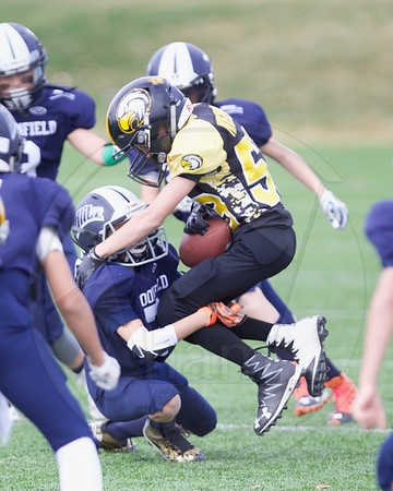 Blitz vs ThunderHawks 6th Grade