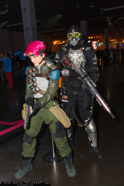 Mira Han and Spectre