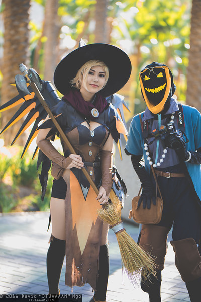 Mercy and Ana