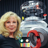 John Strickler - Digital First Media<br /> Actress Marta Kristen, was part of the cast of the television series Lost in Space. Kristen's role was daughter Judy Robinson. Behind her is 'Robot' which was part of the show. Kristen talked Sci-Fi and signed autographs for people attending Blob Fest in Phoenixville Saturday.