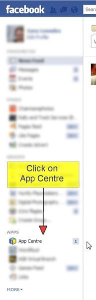 01 click app centre