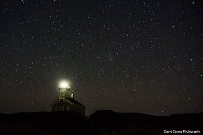 Stars over North Light