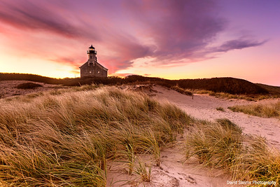 North Light Dunes at Sunrise