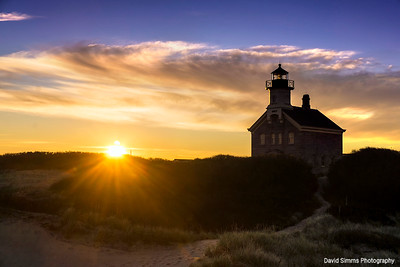 Sunrise at North Light