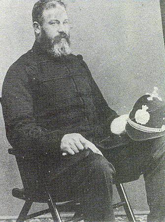 Sergeant Drury, Blockley, England