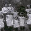 Blockley England The Humphrey Dicks Family 1917