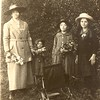 Florence with daughters Ruby and Dorothy, and niece