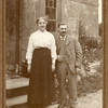 Mary and Herbert Parnell, 1924, Blockley Parish, England