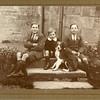 John, Bob and George Parnell