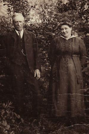 Thomas Henry Turner and Caroline Louisa Turner nee Butler