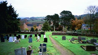 Blockley Cemeteries