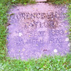 Florence Ellen Taylor, Blockley, England