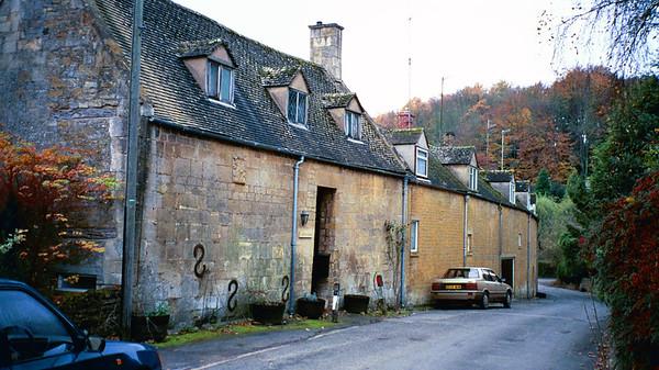 Woolstaplers, High Street, Blockley, England