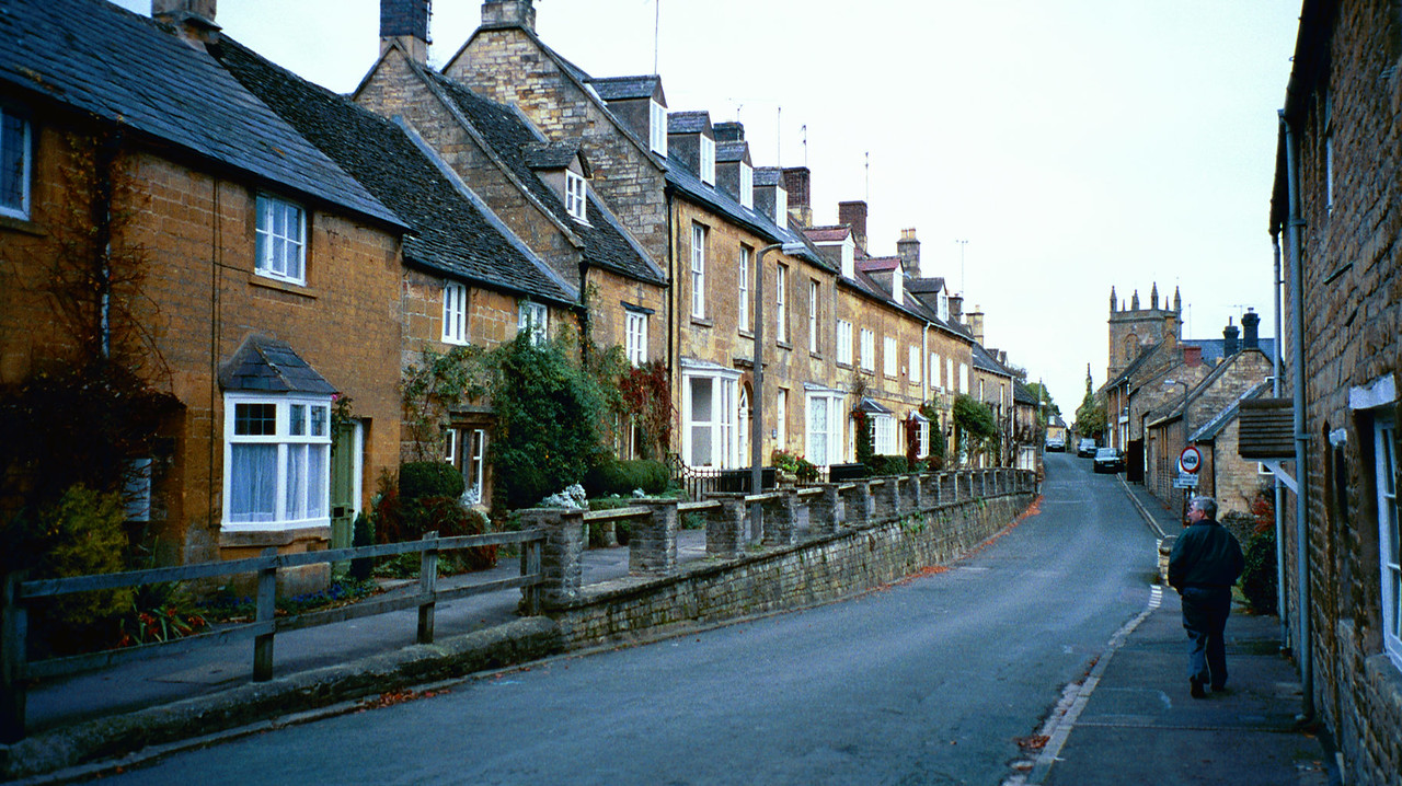 High Street, Blockley, England