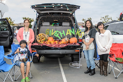 Saddleback Irvine Blocktober 2014 - photo by Allen Siu