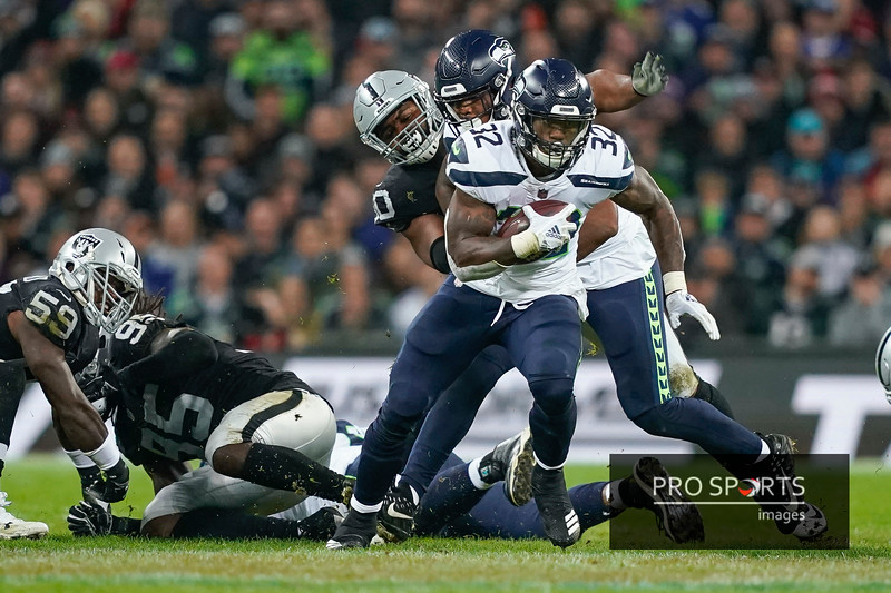 Oakland Raiders v Seattle Seahawks 14/10/2018