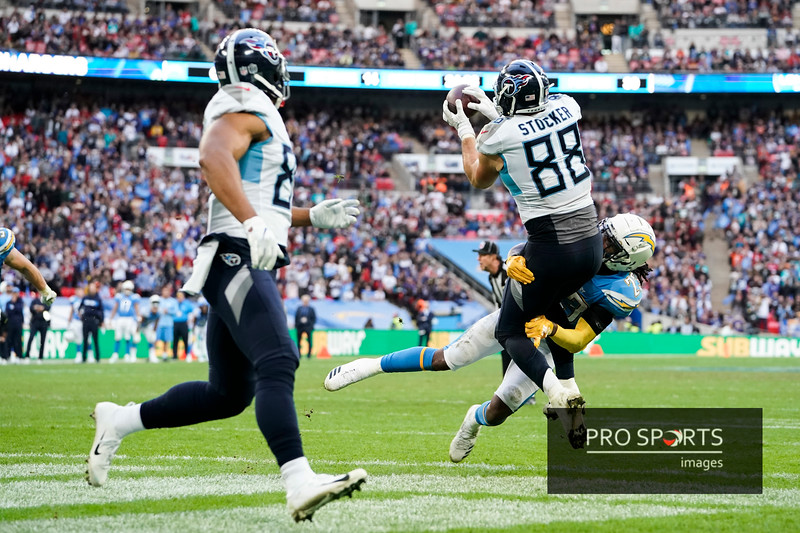 Tennessee Titans v LA Chargers 21/10/2018