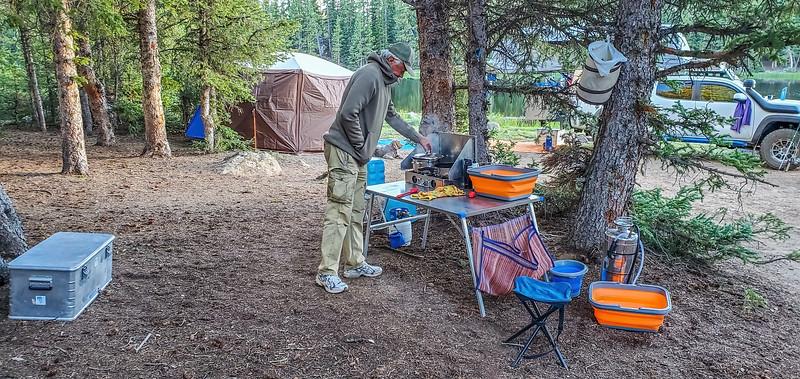 Row Lakes, Boulder Mtns, Garfield County Utah USA