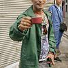 Havana Lazaro Drinking Rum