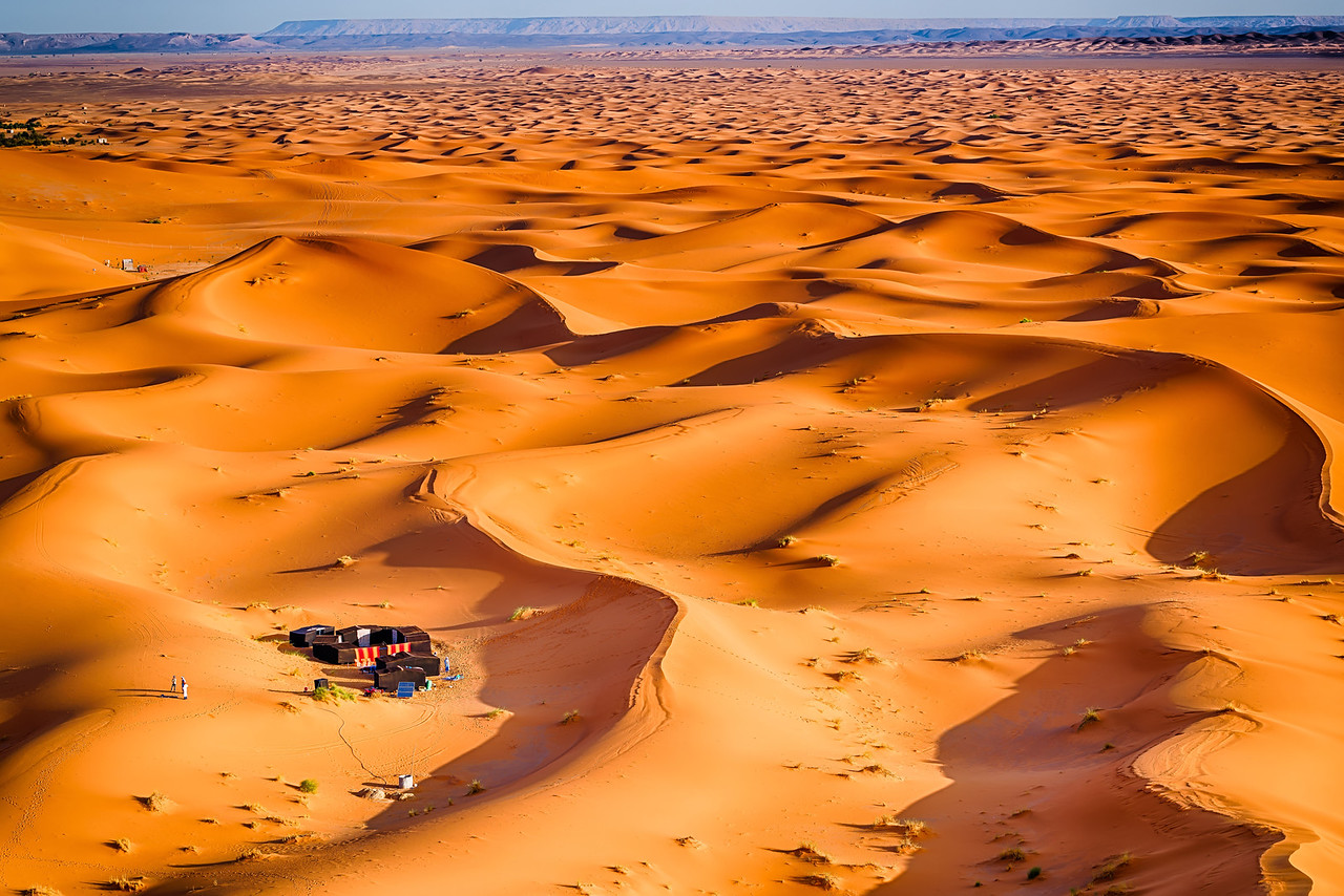 Andy Yee - Bedouin camp in the Sahara Desert of Morocco