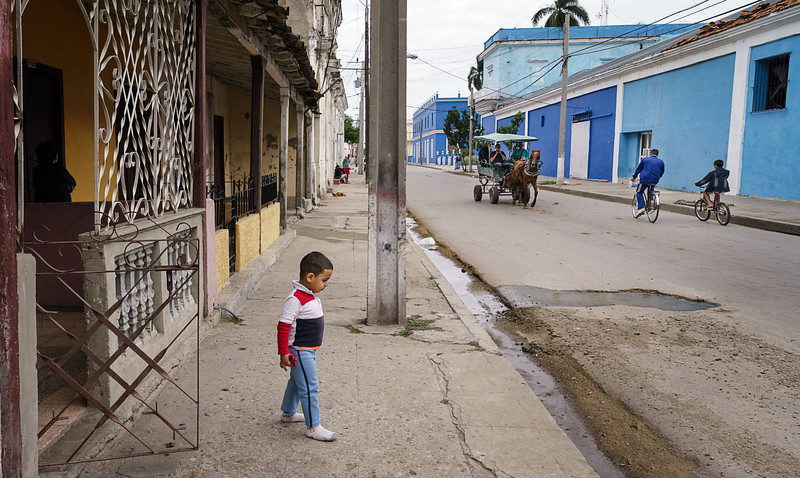Cienfuegos Doorstep Toddler