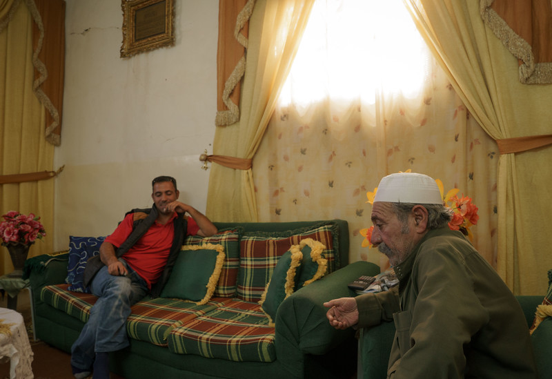 Khaled with Dad