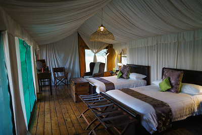 Lemala Ewanjan Tented Camp, Tanzania