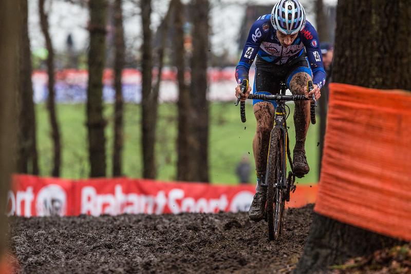 Quinten Hermans (BEL), winner of the U23.