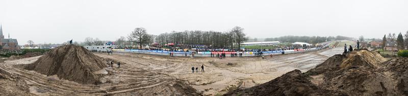 2016 GP Adrie van der Poel World Cup Cyclocross - Hoogerheide, Netherlands