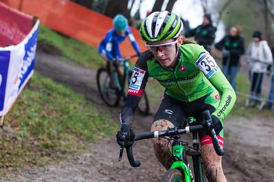 Kaitie Antonneau (Racine,Wisc./Cannondale Cyclocrossworld)
