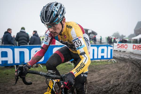 Allen Krughoff (Boulder,Colorado/Noosa Pro Cyclocross)