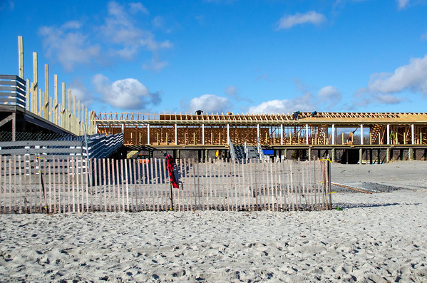 North Beach Cabanas