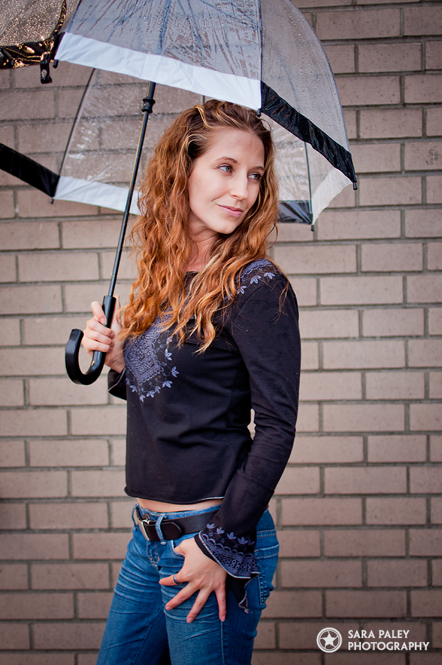 rainy day portraits in new westminster bc