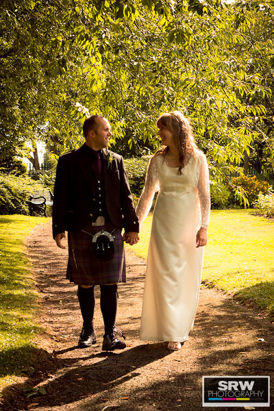 Alexandra & Matthew - South Queensferry - Wedding Photography - S.R. Wood Photography