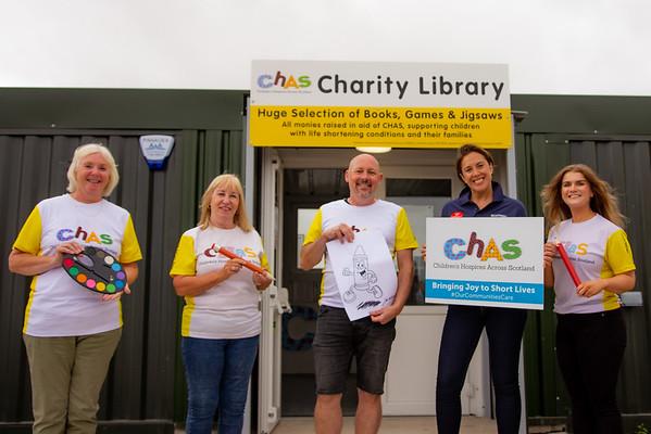 CHAS Scotmid Press Photography - Errol, Perthshire