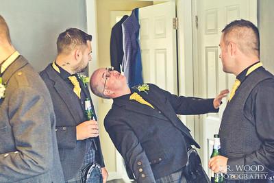 Cumming Wedding Photography - Queens Hotel, Dundee