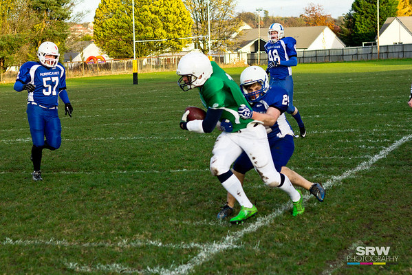 Dundee Hurricanes 2013 - Sports Photography - S.R. Wood Photography