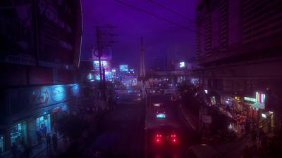 """Purple Hour"""