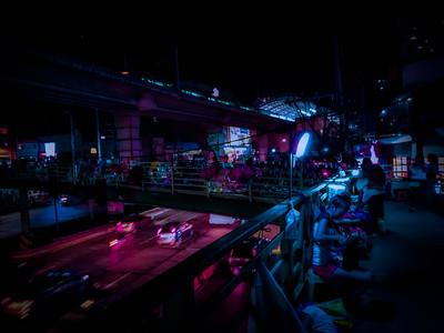 """MMDA Night Market"""