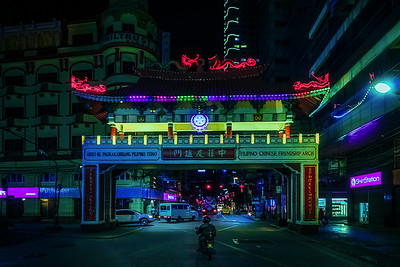Binondo is a hotspot for multicultural architecture -where you can find East Asian, European, and American influenced designs allin the same place.