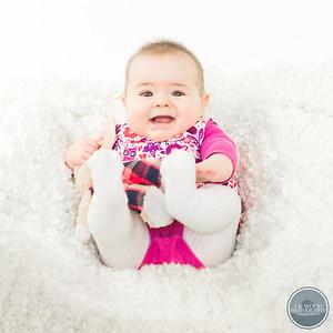 Hannah Portrait Photography - Home Shoot