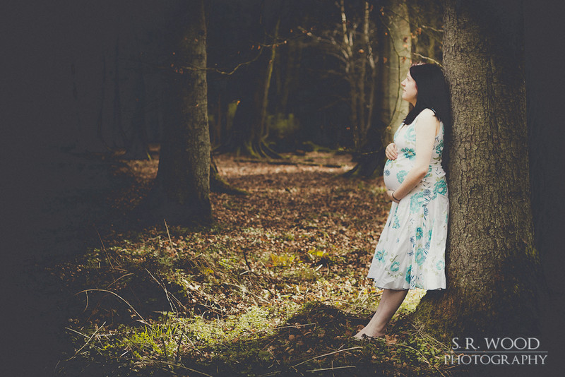Jardine - Maternity / Pregnancy Photography - S.R. Wood Photography