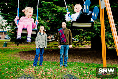 Jeffrey Family - North Inch - Lifestyle Photography - S.R Wood Photography