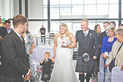 Mackay Wedding - The Quay, Dundee