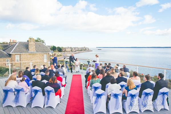 Morrison Wedding - Royal Tay Yacht Club, Dundee