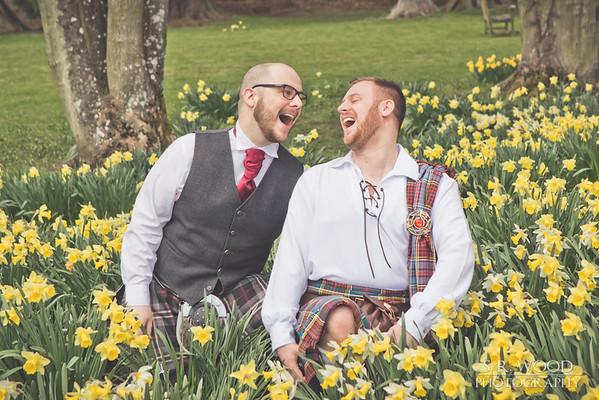 Nolan-Stark Wedding - Doubletree Hilton Dundee