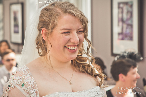 Nolan-Stark Wedding Photography - Hilton, Dundee